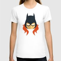 batgirl T-shirts featuring Batgirl by Oblivion Creative