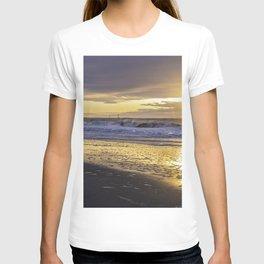 Dramatic sunrise over Jersey Shore T-shirt
