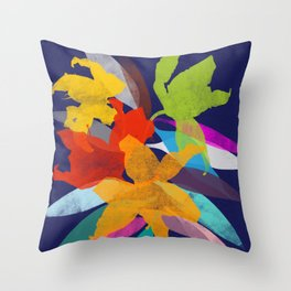 lily 11 Throw Pillow