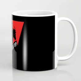 Capitalism Bull My Stocks Are Rising Coffee Mug