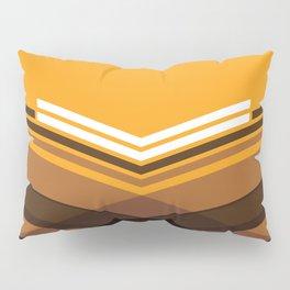 Brown Stripes Pillow Sham