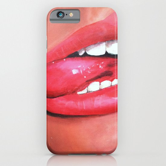 Oral Fixation 1.6 iPhone & iPod Case
