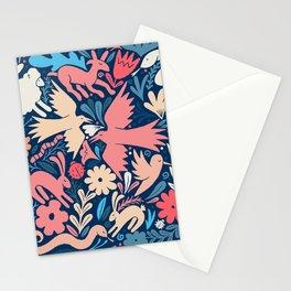 Nursery rhyme garden 002 Stationery Cards