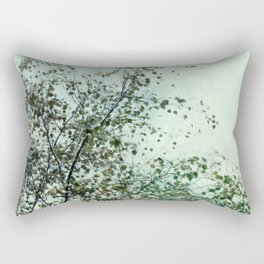 Into the Wind Rectangular Pillow