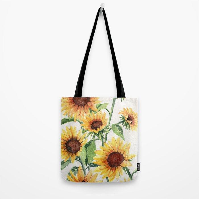 Sunflowers Umhängetasche