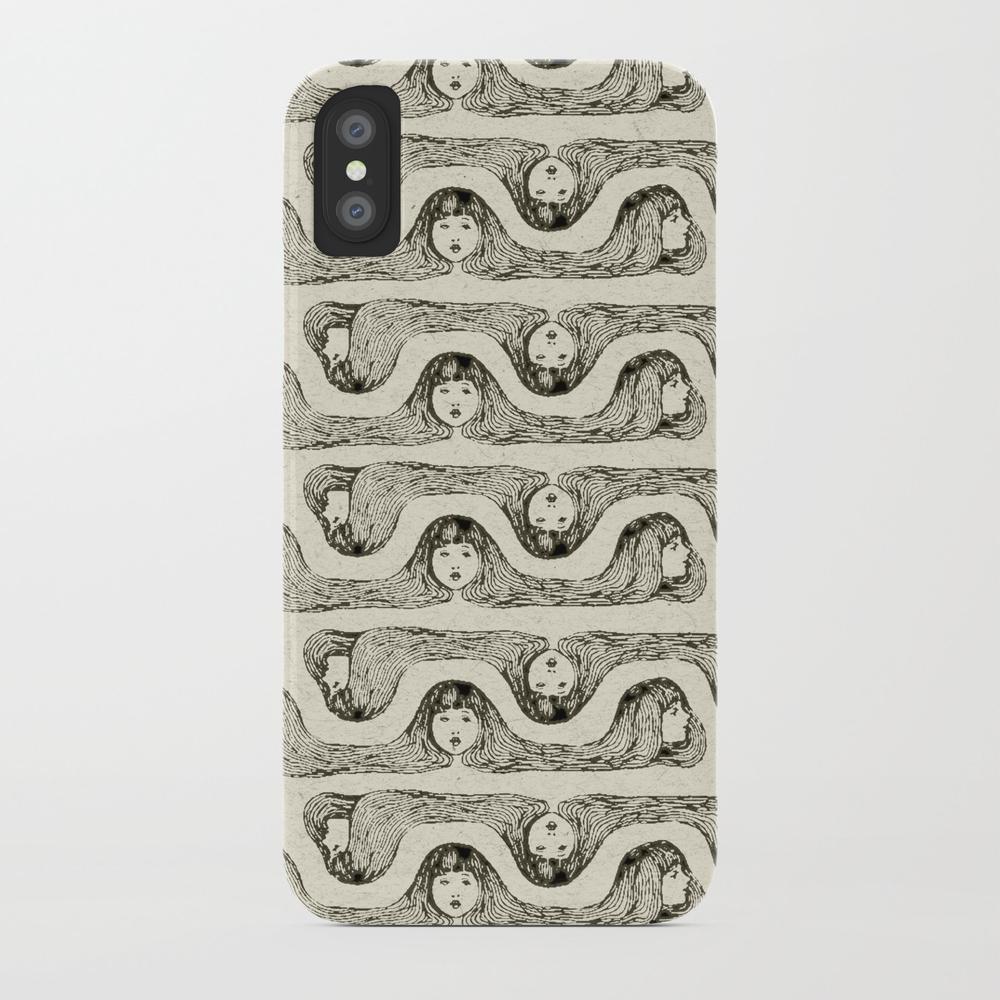 Gone Tomorrow Phone Case by Matyldamc PCS8017384