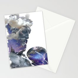 Zeus 2 Stationery Cards