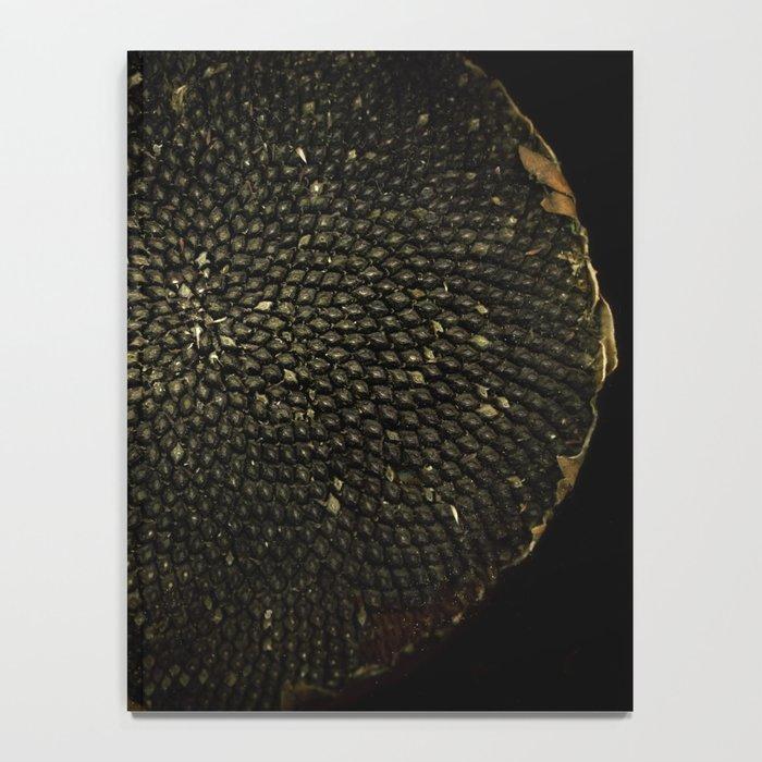 Full Moon Sunflower Notebook