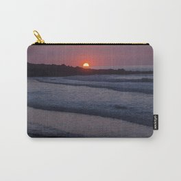 Good night waves Carry-All Pouch