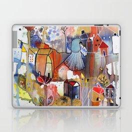 to be happy Laptop & iPad Skin