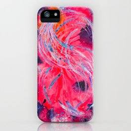As The Caged Bird Sings iPhone Case