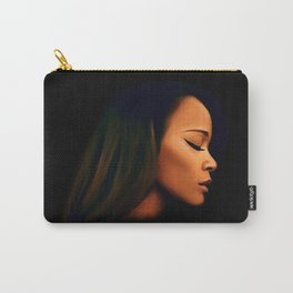 ZOE IN THE DARK Carry-All Pouch