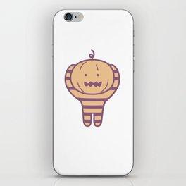 Halloween Series Pumpkin iPhone Skin
