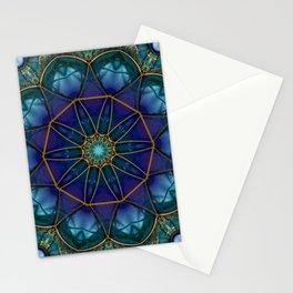 Moonstone Mandala Stationery Cards