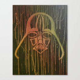 The Vader Canvas Print