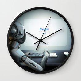 Pinocchi0 Wall Clock