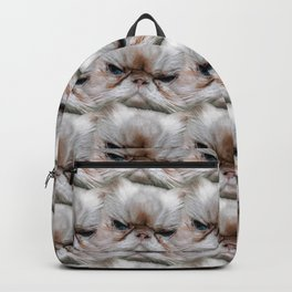 Muggles, the Sassy Cat with Cattitude! Backpack