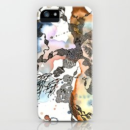 Is that a sea plant or a sea animal?  iPhone Case