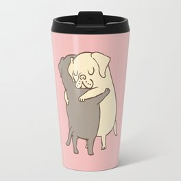 Labrador retriever Hugs Travel Mug