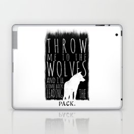 The Pack Laptop & iPad Skin