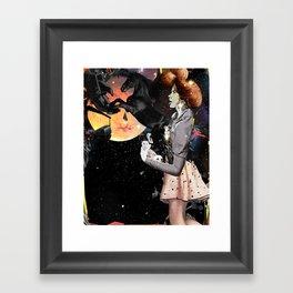 PLANETARY INFLUENCES Framed Art Print