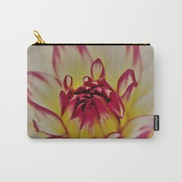 Blooming flower Carry-All Pouch