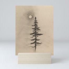 Amidst Winter Mini Art Print