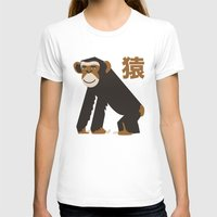 ape T-shirts featuring APE by Kaleido Designs