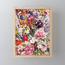 Exotic Garden - Summer Framed Mini Art Print