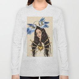 """The seven sorrows of Lana"" Long Sleeve T-shirt"