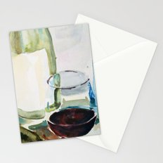Red Wine Stationery Cards