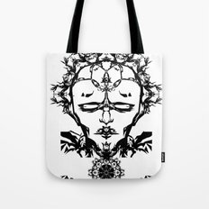 Superheroes SF - SN Tote Bag