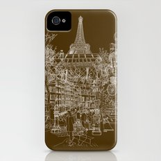 Paris! iPhone (4, 4s) Slim Case