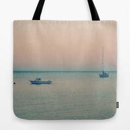 The sea is calling Tote Bag