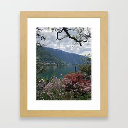 Montreux Framed Art Print