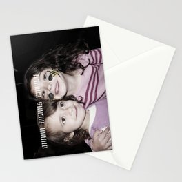 SISTERS   OHANA Stationery Cards