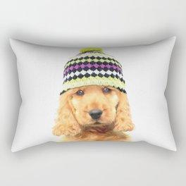 PUPPY PAPIKO Rectangular Pillow