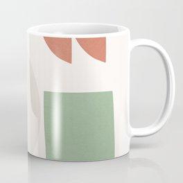 Minimal Shapes No.57 Coffee Mug