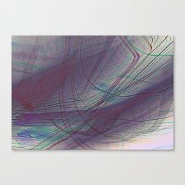 like thin air Canvas Print