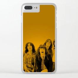 Ac Dc - Celebrity Clear iPhone Case
