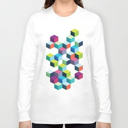 Winter Footsteps Long Sleeve T-shirt