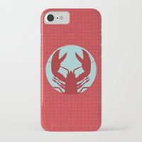 lobster iPhone & iPod Cases featuring Lobster by Mr and Mrs Quirynen