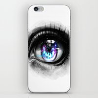 universe iPhone & iPod Skins featuring universe by Ryky