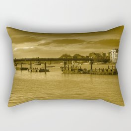 Putney Bridge  Rectangular Pillow