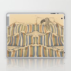 Ocean of love Laptop & iPad Skin
