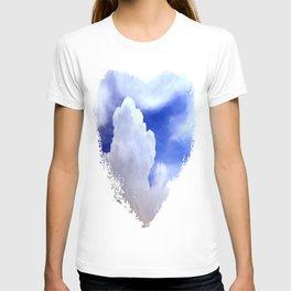cloudburst T-shirt