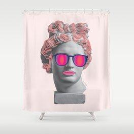 I'm No Basic Bitch! Shower Curtain