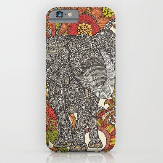Bo the elephant iPhone & iPod Case