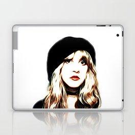 Stevie Nicks - Rhiannon - Pop Art Laptop & iPad Skin