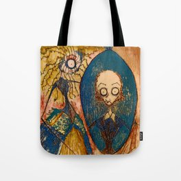 Will and Anne #2 Tote Bag